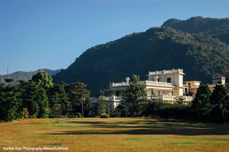 Ananda in the Himalayas, Spa, Rishikesh, Uttaranchal, India