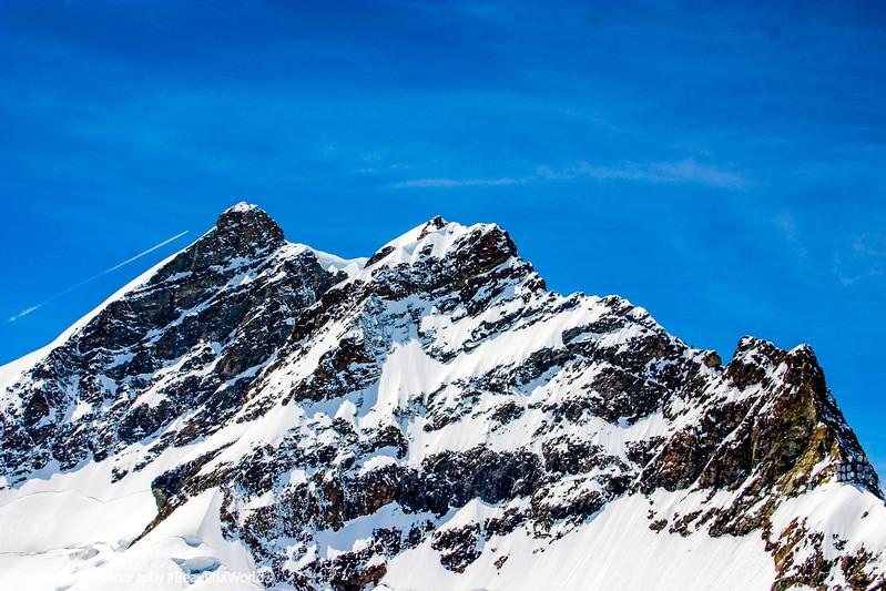 Jungfrau - 4158 m, Jungfraujoch, Switzerland