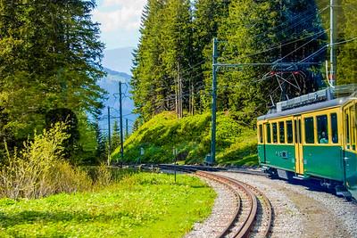 Jungfraubahnen, Switzerland
