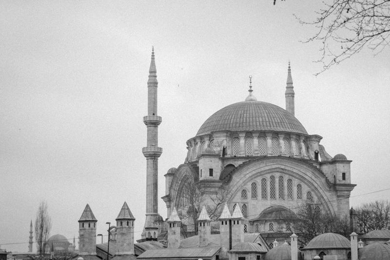 Sulaimaniye mosque, Istanbul, Turkey