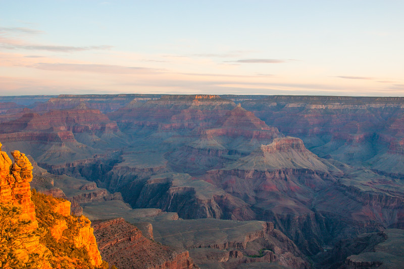 Mather Point, Grand Canyon National Park, Arizona