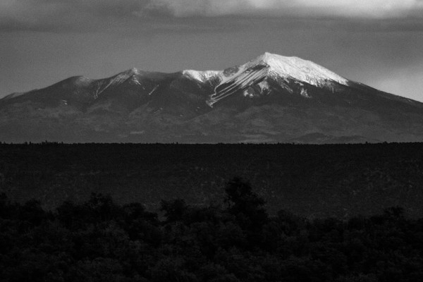 San Francisco Peaks, Grand Canyon National Park, Arizona