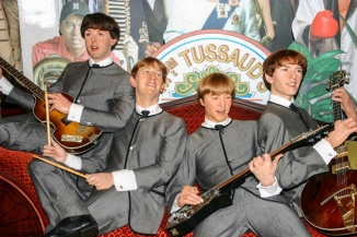 Madamme Tussaud's - Beatles, London, England