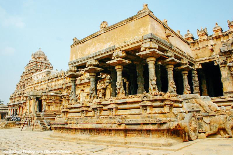 Periya Nayaki Amman temple, Airavateswara temple, Rajaraja Chola