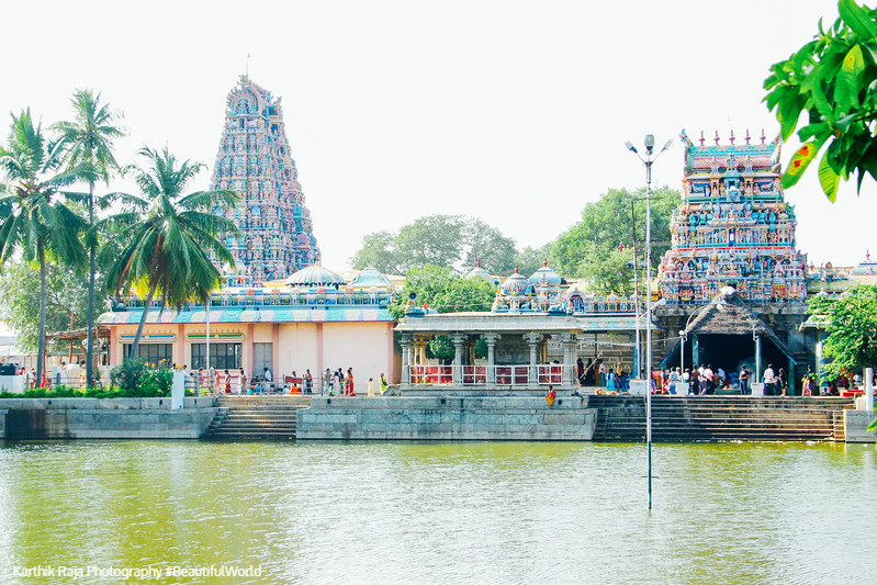 Pillayarpatti at the the Karpaka Vinayakar Temple, Karaikudi, Ta