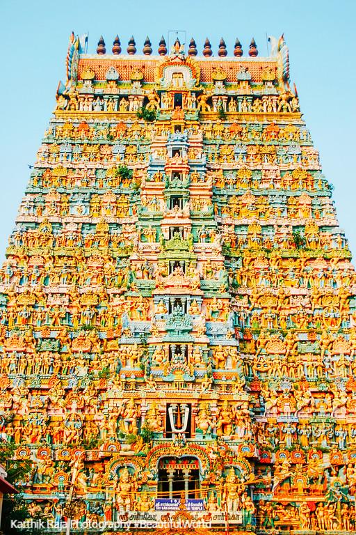 Sarangapani Temple, Kumbakonam, India