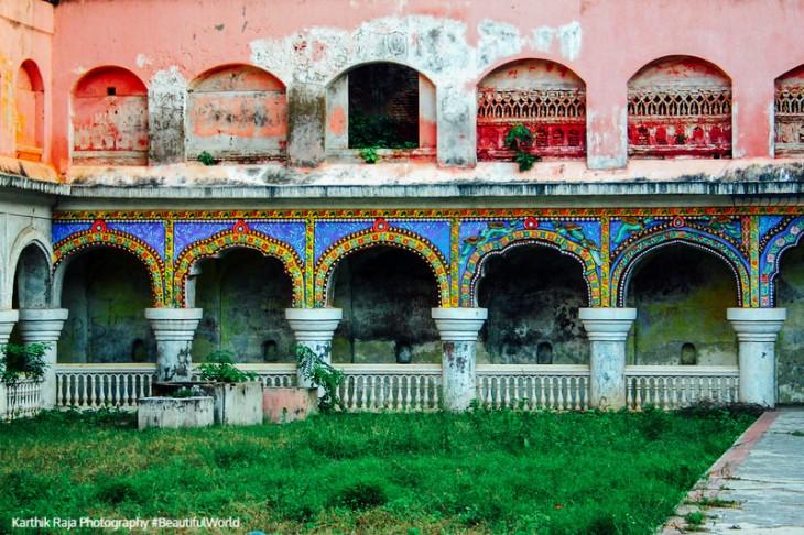 Thanjavur Palace, Thanjavur, Tamil Nadu, India