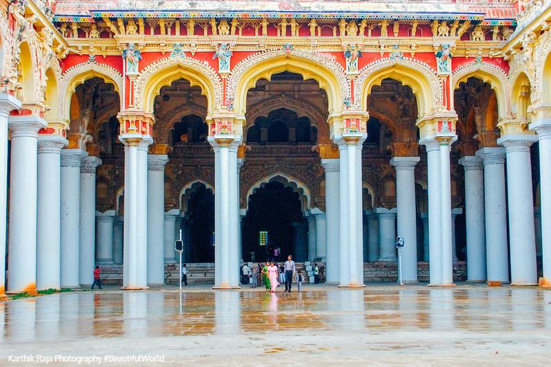 Thirumalai Nayakkar Palace, Madurai