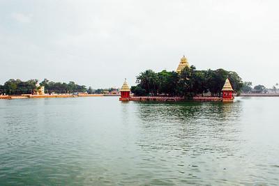 Mariamaman Teppakulam Tank, Madurai