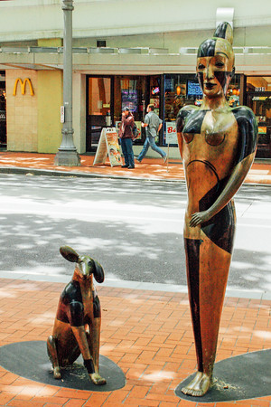 Public Art, Portland, Oregon