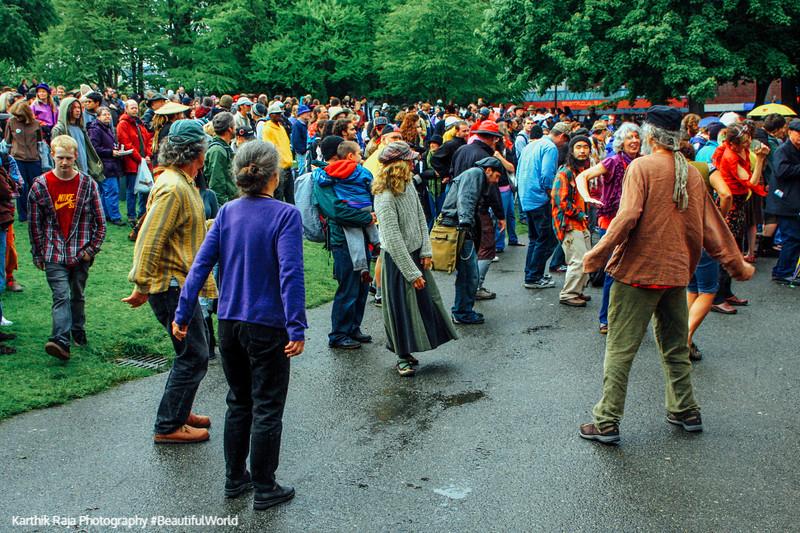 Northwest Folklife Festival, Seattle, Washington