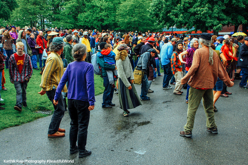 Northwest Folklife Festival, Seattle, Washington