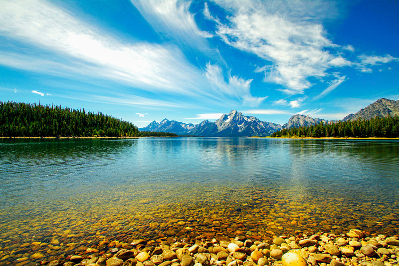 Grand Teton National Park, Grand Teton National Park, Wyoming -