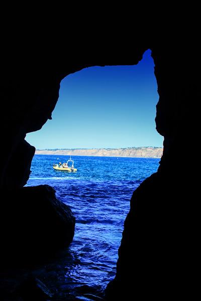 La Jolla Cave, La Jolla, San Diego, California