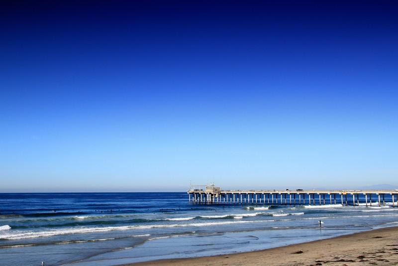 La Jolla Beach, San Diego, California