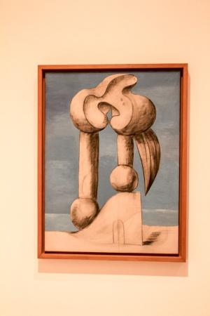 Pablo Picasso, Figures ou bord de la mar 1, Reina Sofia, Madrid,