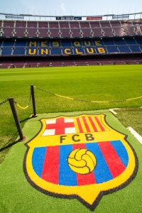 FCB, Camp Nou, Barcelona, Spain