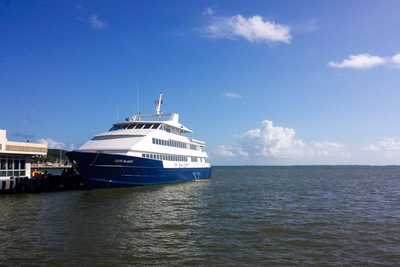 Ferry, Rio Grande, Puerto Rico