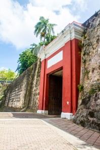 Puerta, San Juan Gate, Old San Juan