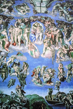 Last Judgement - Heaven or Hell?, Vatican City