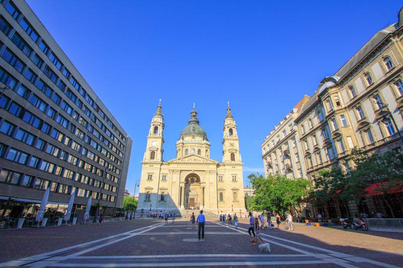 St. Stephen's Basilica, Szent István-bazilika, Budapest, Hungar