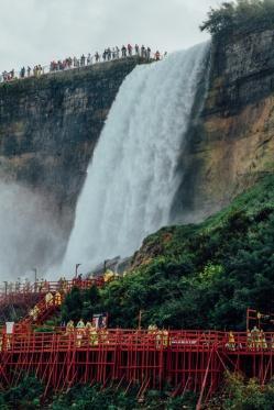 Bridal Veil, Niagara Falls, Canada
