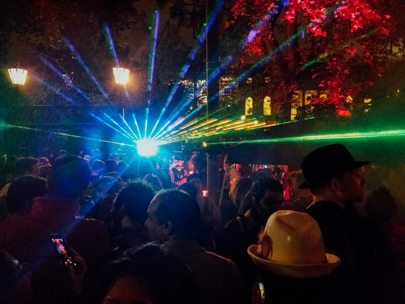 Nuit Blanche, Toronto, Canada
