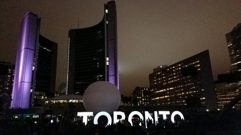 City Hall Toronto, Canada