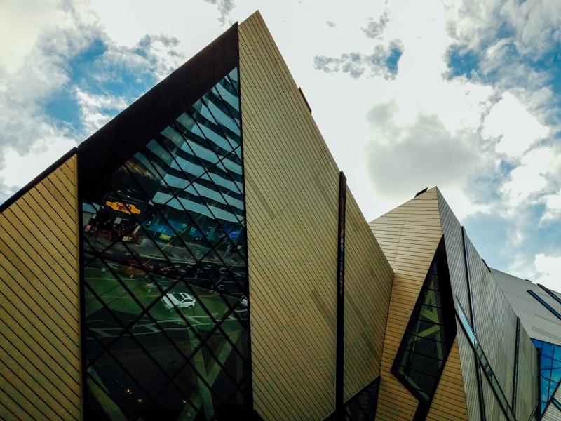Royal Ontario Museum, ROM, Toronto, Canada