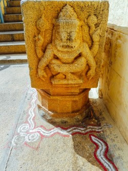 Sri Chokkanathaswamy Temple, Chola Dynasty, 10th century, Domlur