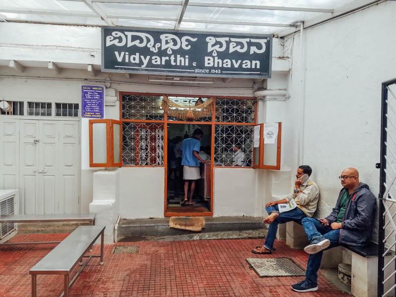 Vidyarthi Bhavan, Bangalore, Karnataka, India