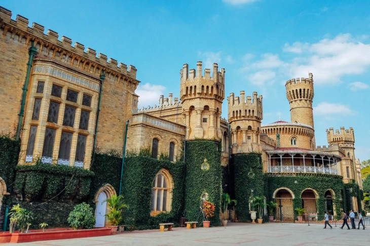 Bangalore Palace, 1862-1944, Karnataka, India