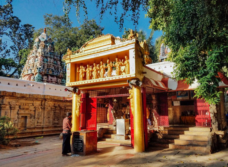 Halasuru Someshwara Temple, Bangalore, Karnataka, India