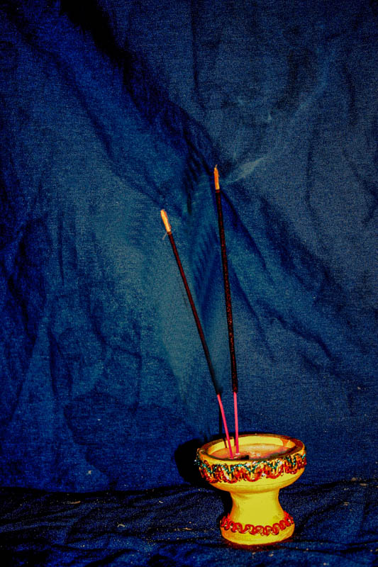 I is for Incense, Incredible India A-Z