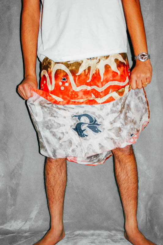 L is for Lungi, Incredible India A-Z