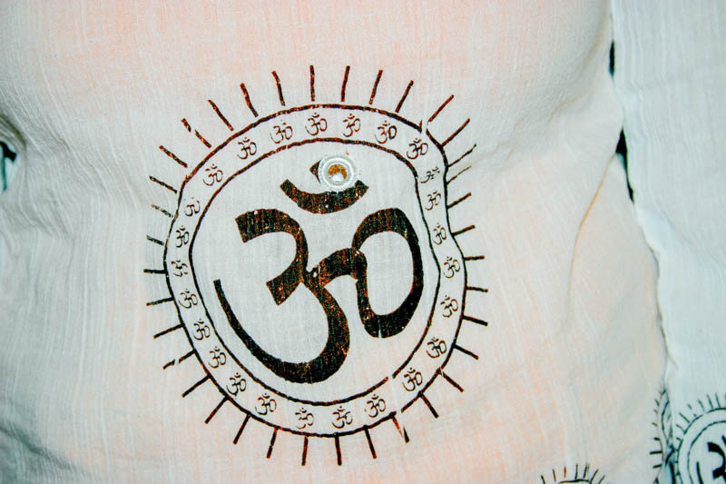 O is for Om, Incredible India A-Z