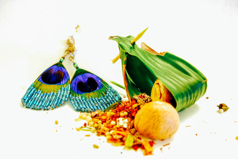 P is for Paan, Incredible India A-Z