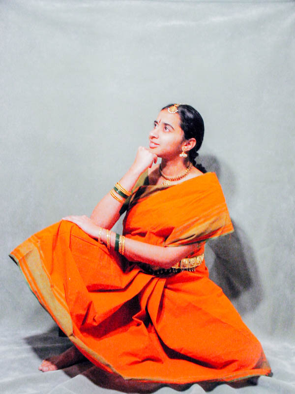 B is for Bharatanatyam, Incredible India A-Z