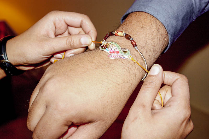 R is for Rakhi, Incredible India A-Z