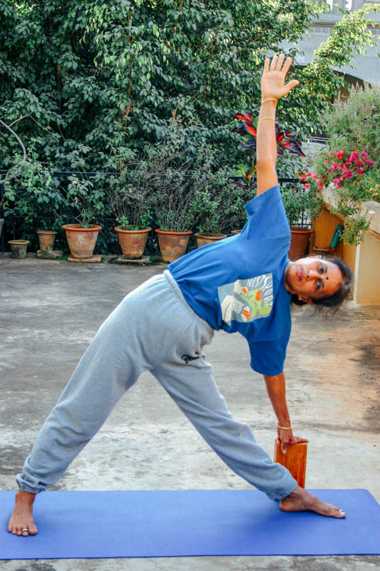 Y is for Yoga, Incredible India A-Z