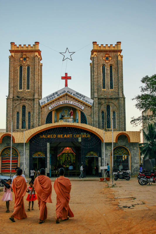 X is for Xmas, Incredible India A-Z