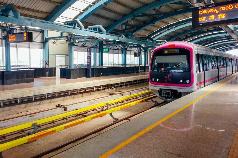 Metro, Bangalore, Karnataka