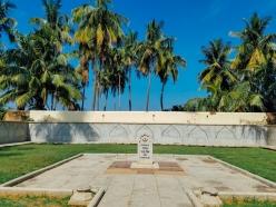 Tipu Sultan Death Place, Srirangapatna, Karnataka