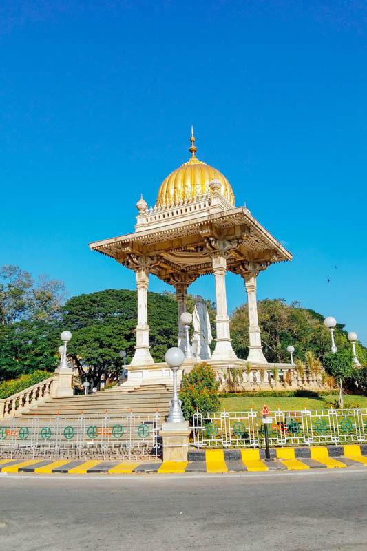 Circle, Mysore, Karnataka, India