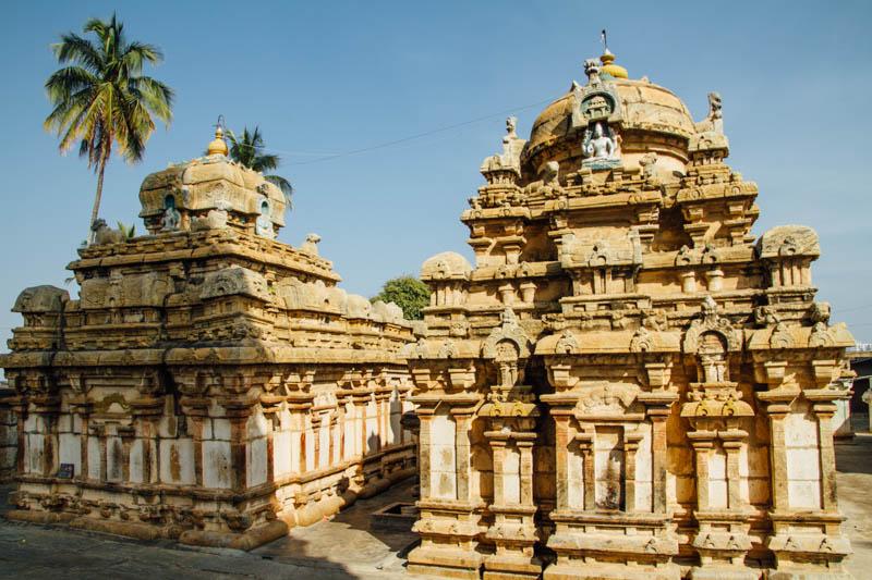 Pancha Linga Nageshwara Temple, Begur, Bangalore, India