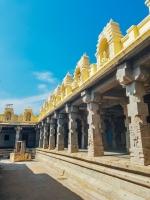 Sri Navaneetha Krishna Temple, Doddamallur, Karnataka