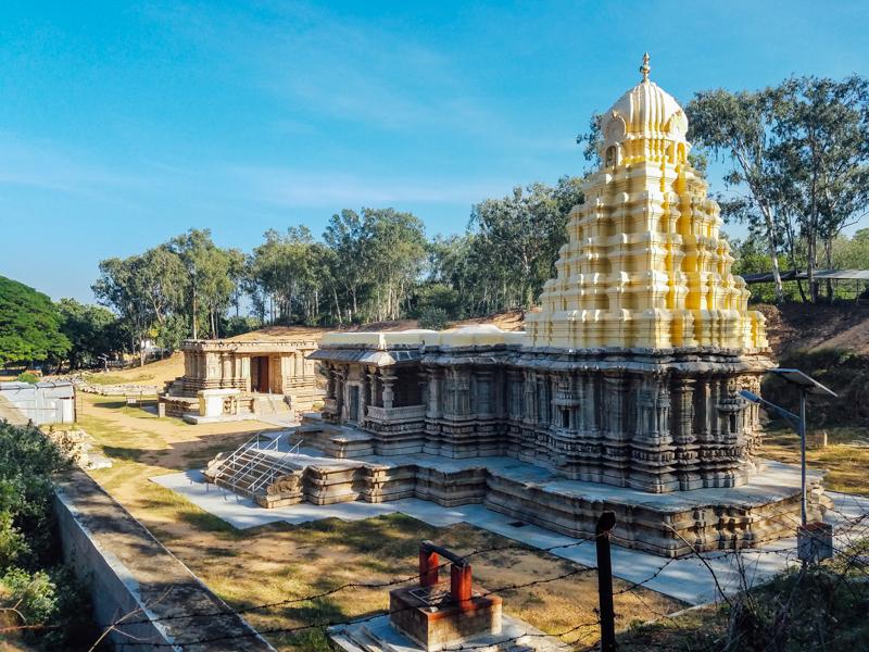 Sri Keerthinarayana Temple, Talakad, Karnataka, India