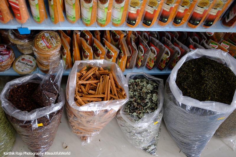 Spices, Kodagu District, Karnataka, India