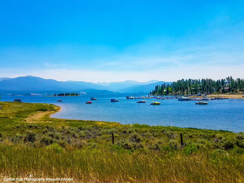 Lake Granby, Arapahoe National Forest, Colorado