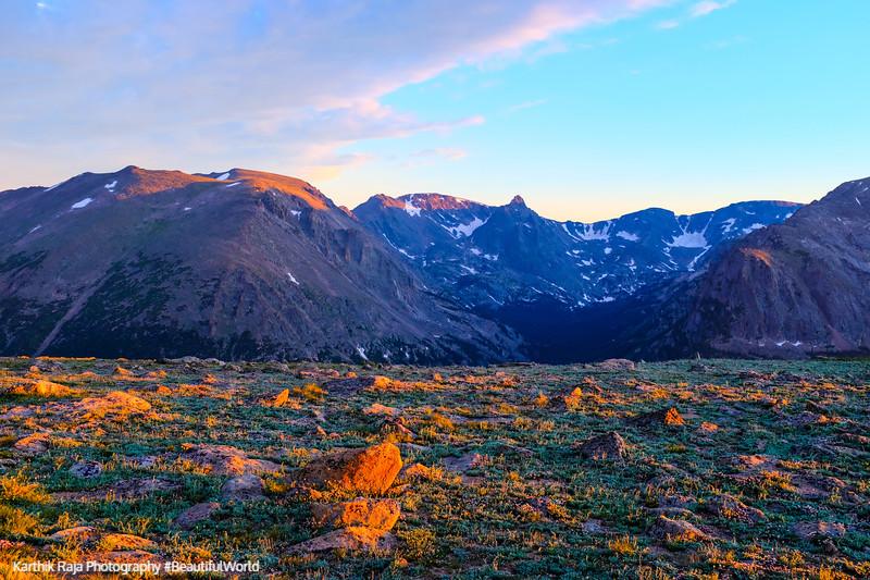 Alpine Ridge Trail, Alpine Visitor Center, Rocky Mountain Nation
